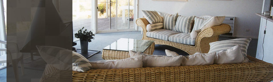 CANE FURNITURE FOR LOUNGE ROOM