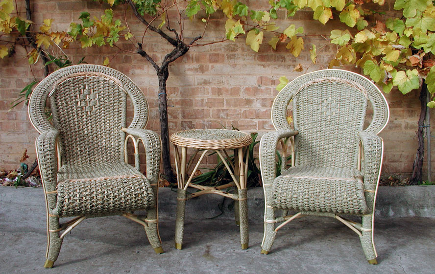 Outdoor Cane Furniture Garden Furniture Camberwell