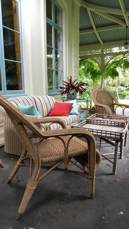 Outdoor Cane Furniture Garden Furniture Camberwell